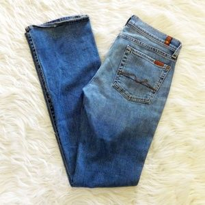 7FAM 7 For All Mankind Bootcut Jeans